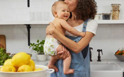 5 medidas para que tu bebé tenga una sonrisa sana