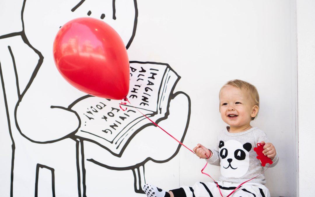 Disfruta con tu bebé una sonrisa sana